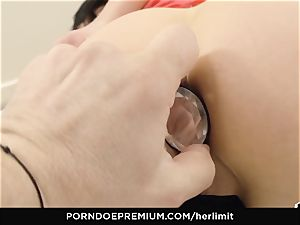 HER restrain - harsh buttfuck and face smash with Sasha Rose