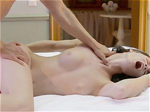 sensual fuck-a-thon with Lovenia Lux