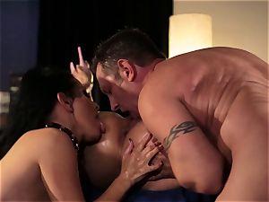 Vicki chase and Katrina Jade want more than intercourse