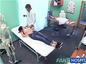 FakeHospital sumptuous Russian Patient needs fat rock-hard manmeat