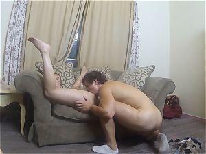 Jade Nile filthy fuck in a motel room