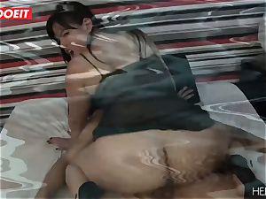 LETSDOEIT - bodacious Latina plowed hard By Her love