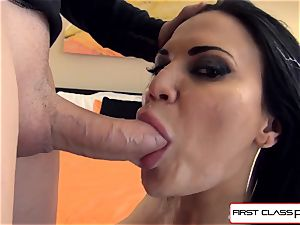 filthy, insane, Jasmine knows how to make a man spunk