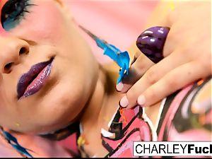 Charley haunt taunts you