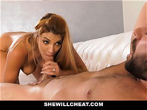 SheWillCheat - scorching cuckold wife revenge ravaging