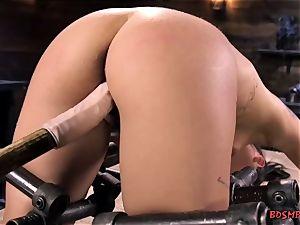 xxx bondage fuck-fest With uber-cute lady