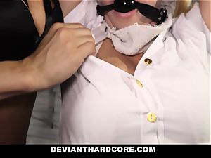 DeviantHardcore - submissive college lady Gets trained