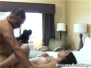 private Casting-X - eating pulverize and noisy ejaculation
