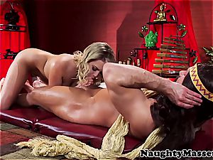 ultra-cute pliable chick fucked by the yoga professor