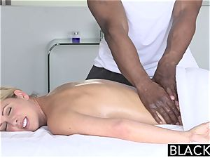BLACKED hot Southern light-haired Takes big black penis