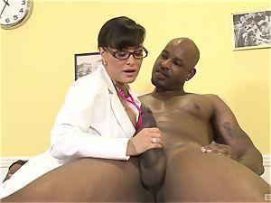 Lisa Ann wondrous milf doc