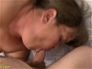lil' cougars very first 3some hook-up