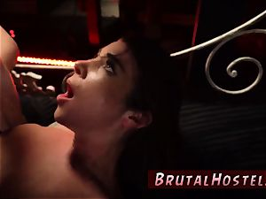 bdsm handballing extreme and chastity foot marionette first-ever time aroused young tourists Felicity
