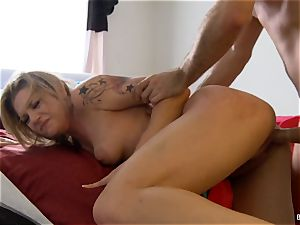Dahlia's home vid fucky-fucky tape with James Deen