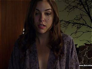 mind-blowing Sasha Grey bares her small funbags