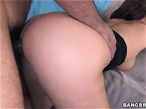 Becca Diamond and Vanessa Luna penetrate together