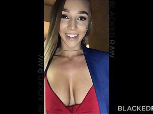 BLACKEDRAW Ex-Girlfriend Hooks Up With 2 BBCs After A Wedding
