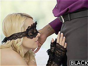 BLACKED Pretty light-haired cuckold Aaliyah enjoy and Her ebony lover