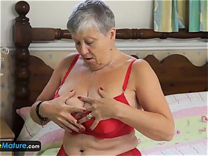 EuropeMaturE fine huge-chested grandmas Compilation