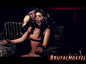 mistress two gimps xxx sexual and aggressive tough lovemaking.
