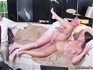Real amateur wife rails After getting to know the boys nicer, she amazes even more