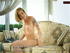 super hot nubile Alexa confims virginity
