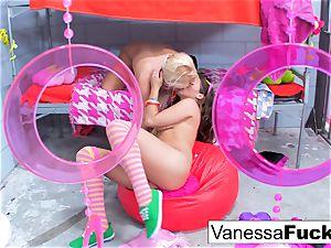 big-titted Natasha nice humps Vanessa cell