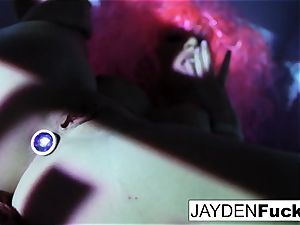 Jayden luvs to have gorgeous joy